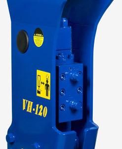 martello idraulico 120