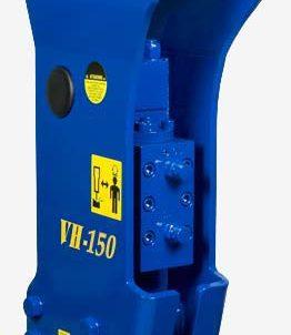 martello idraulico 150