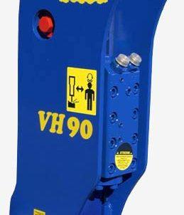 martello idraulico 90
